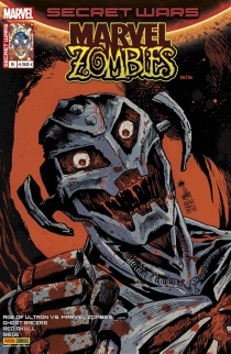 Secret wars : Marvel zombies, n° 5 -