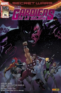 Secret wars : les gardiens de la galaxie, n° 5 -