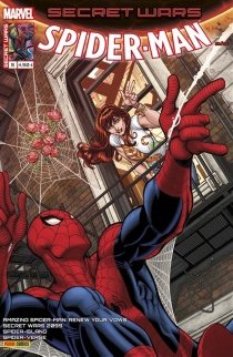 Secret wars : Spider-Man, n° 5 -