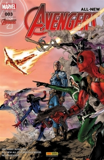 All-New Avengers, n° 3 - Gerry Duggan