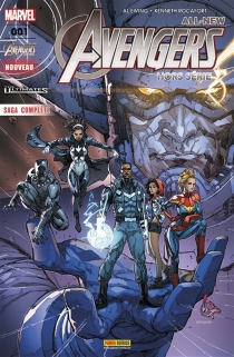 All-New Avengers, hors série, n° 1 - Al Ewing
