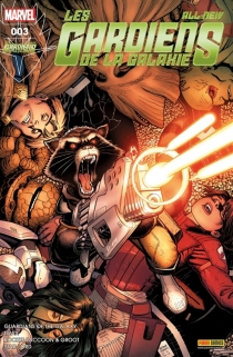 All-New Les gardiens de la galaxie, n° 3 -