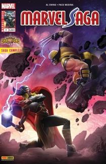 Marvel Saga, n° 2 - AlEwing