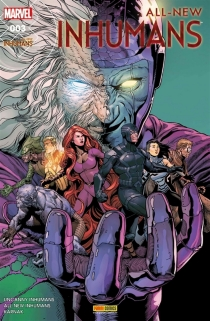 All-New Inhumans, n° 3 - James Asmus