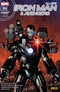 All-New Iron Man et Avengers, n° 4 - JasonAaron