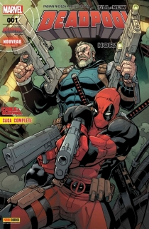 All-New Deadpool, hors-série, n° 1 - Reilly Brown
