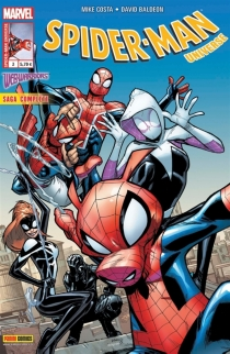 Spider-Man Universe, n° 3 - Mike Costa