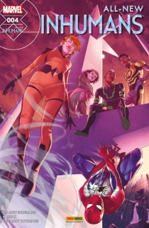 All-New Inhumans, n° 4 - James Asmus