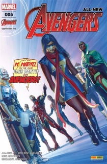 All-New Avengers, n° 5 - Gerry Duggan