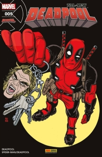 All-New Deadpool, n° 5 - GerryDuggan