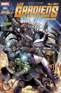 All-New Les gardiens de la galaxie, hors série, n° 2 - DanAbnett