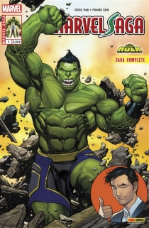 Marvel Saga, n° 3 - FrankCho