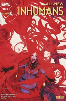 All-New Inhumans, n° 5 - James Asmus