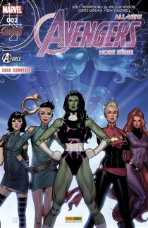 All-New Avengers, hors série, n° 2 - Kelly Thompson
