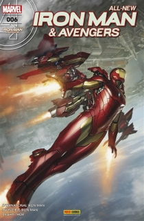 All-New Iron Man et Avengers, n° 6 - Jason Aaron