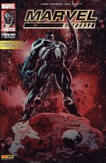 Marvel Universe, n° 6 - ArielOlivetti