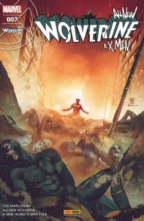 All-New Wolverine et X-Men, n° 7 - Max Bemis