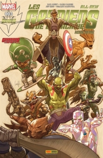 All-New Les gardiens de la galaxie, hors série, n° 3 - DanAbnett