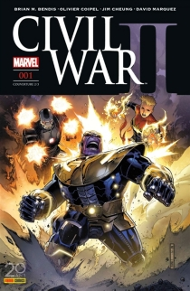 Civil war II, n° 1 -