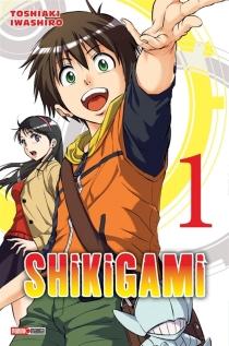 Shikigami - ToshiakiIwashiro