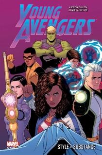 Young Avengers - KieronGillen