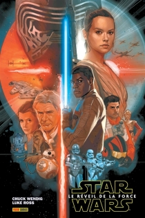 Star Wars : le réveil de la force - Marc Laming