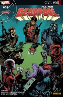 All-New Deadpool, n° 9 - CullenBunn