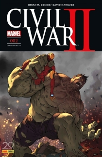 Civil war II, n° 2 -