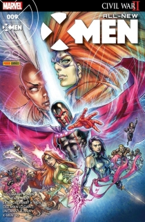 All-New X-Men, n° 9 - Cullen Bunn