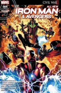 All-New Iron Man et Avengers, n° 9 - JasonAaron