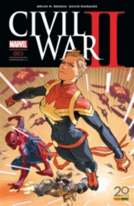 Civil war II, n° 3