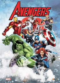 Avengers - TimEldred