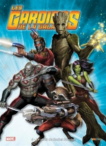 Les gardiens de la galaxie - StevenMelching