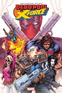 Deadpool vs X-Force : le temps de mourir - Faith ErinHicks