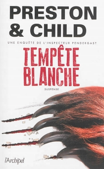 Tempête blanche - Lincoln Child