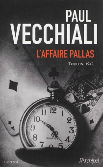 L'affaire Pallas - PaulVecchiali
