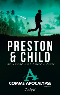 Une mission de Gideon Crew - Lincoln Child