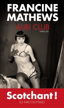 Alibi club - Francine Mathews