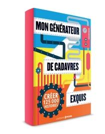 Mon générateur de cadavres exquis : créer 125.000 histoires -