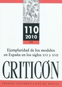 Criticon, n° 110 -