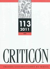 Criticon, n° 113 -