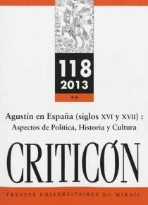 Criticon, n° 118 -
