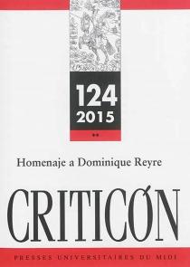 Criticon, n° 124 -