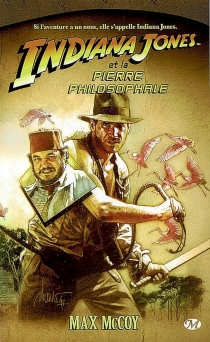 Indiana Jones - Max McCoy