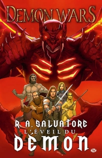 Demon wars - R.A. Salvatore