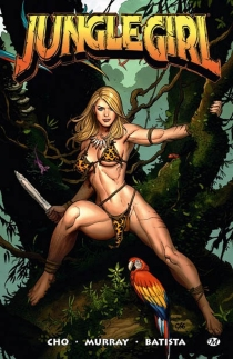 Jungle girl - Adriano Batista