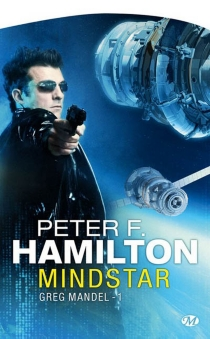 Greg Mandel - Peter F.Hamilton