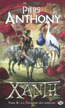 Xanth - Piers Anthony