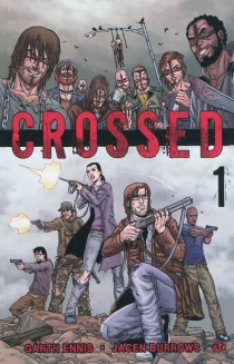 Crossed - Jacen Burrows