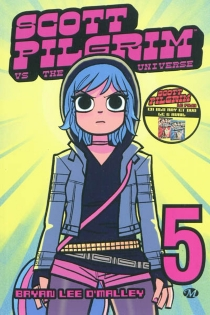 Scott Pilgrim - Bryan Lee O'Malley